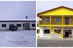 AS Tartu Maamees kontori ehitus